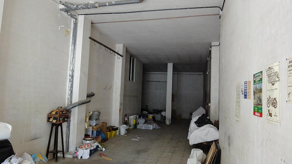 Imagen del inmueble - Local comercial en alquiler en calle De Manuel Carrasco i Formiguera, Lleida - 226003083