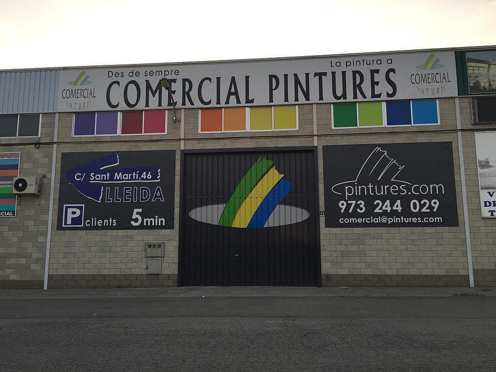 Imagen del inmueble - Nave industrial en alquiler en calle De Baix, Torrefarrera - 226006002