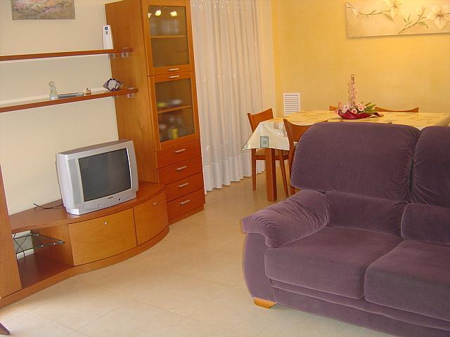 Piso en alquiler de temporada en paseo Mediterranea, Mota sant pere en Cubelles - 180401625