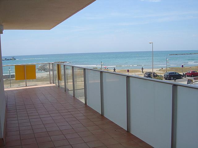 Piso en alquiler de temporada en paseo Mediterranea, Mota sant pere en Cubelles - 180401628