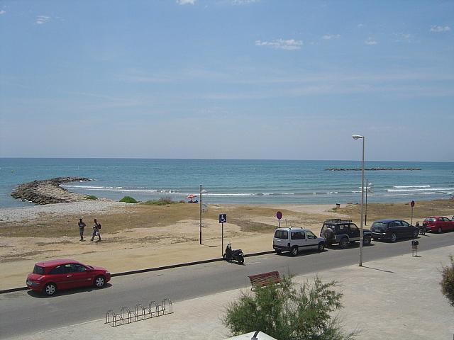 Piso en alquiler de temporada en paseo Mediterranea, Mota sant pere en Cubelles - 180401632