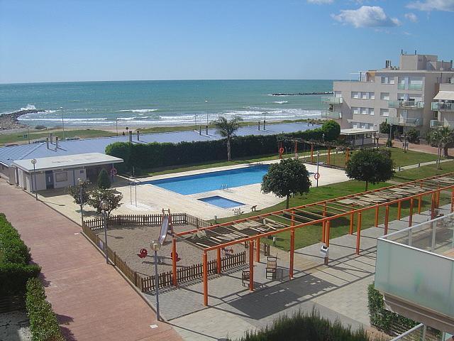 Piso en alquiler de temporada en paseo Mediterranea, Mota sant pere en Cubelles - 180401830