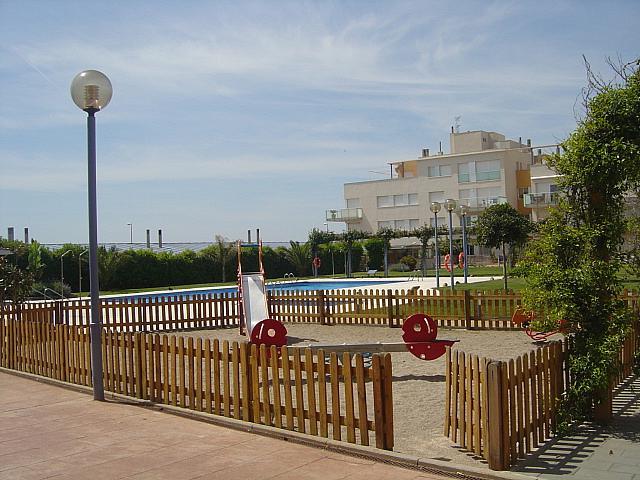 Piso en alquiler de temporada en paseo Mediterranea, Mota sant pere en Cubelles - 180401951