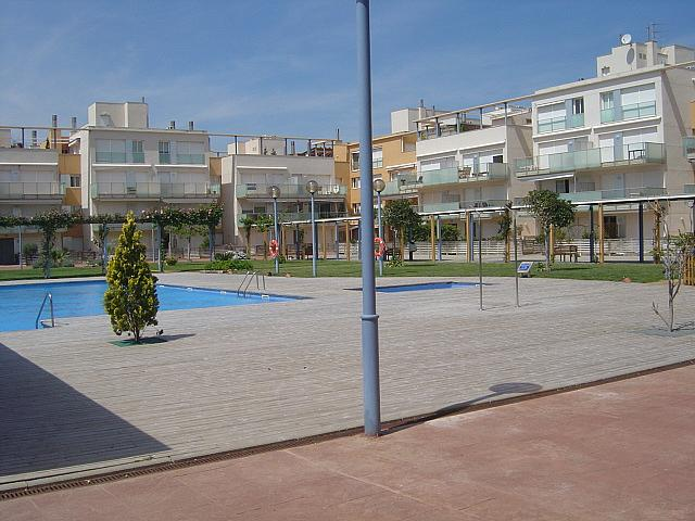 Piso en alquiler de temporada en paseo Mediterranea, Mota sant pere en Cubelles - 180401958