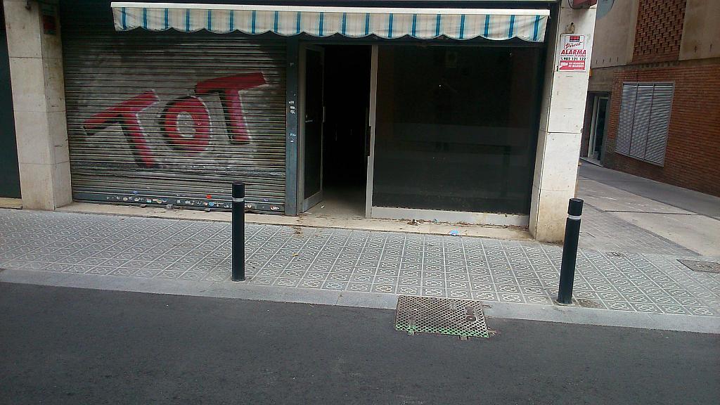 Local en alquiler en calle Matagalls, Sant Andreu de Palomar en Barcelona - 198235305