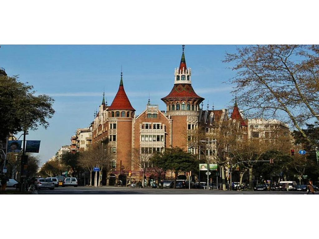 Piso en alquiler en La Sagrada Família en Barcelona - 327093734