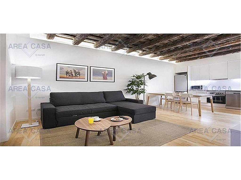 Piso en alquiler en Born-Santa Caterina-Sant Pere-La Ribera en Barcelona - 334981890