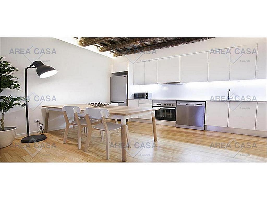 Piso en alquiler en Born-Santa Caterina-Sant Pere-La Ribera en Barcelona - 334981914