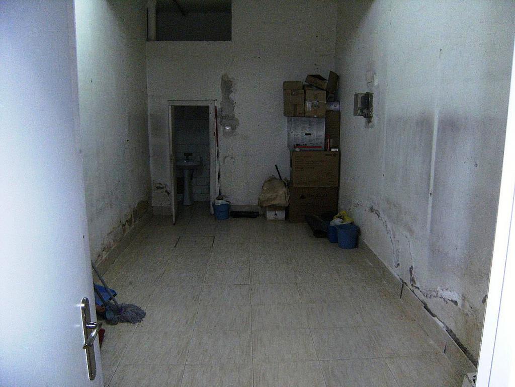 Detalles - Local en alquiler en Algorta - 279737990