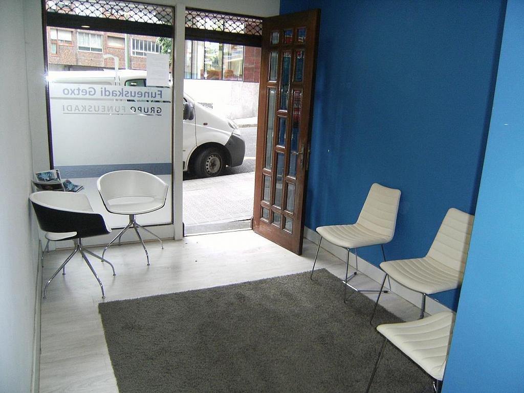 Detalles - Local en alquiler en Algorta - 279738006