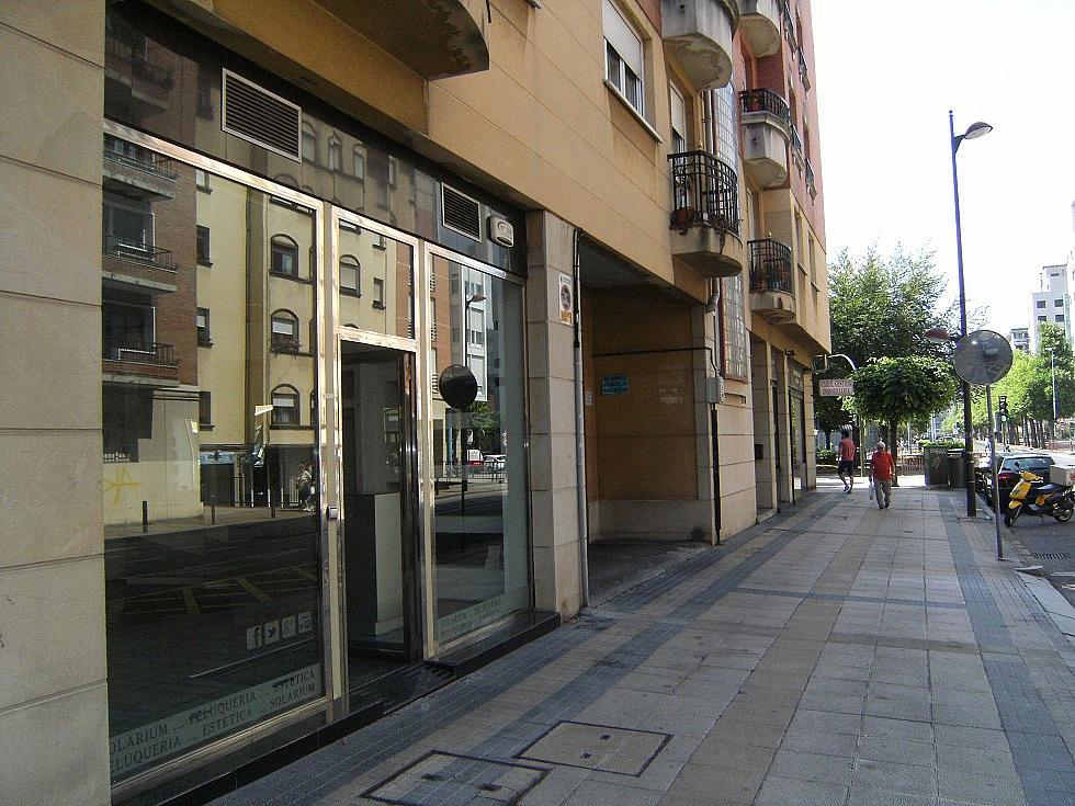 Fachada - Local comercial en alquiler en Barakaldo - 294038443