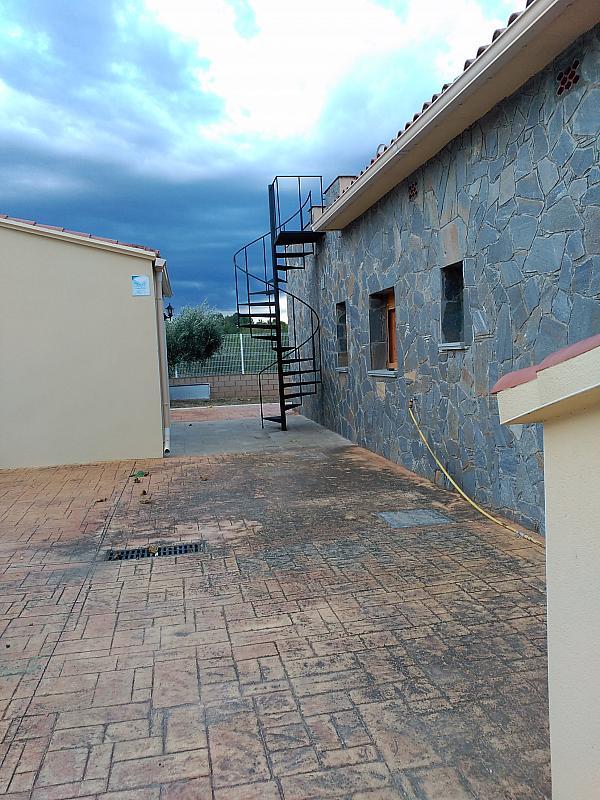 Casa en alquiler en calle Sant Marti, Sant Martí Sarroca - 321215369
