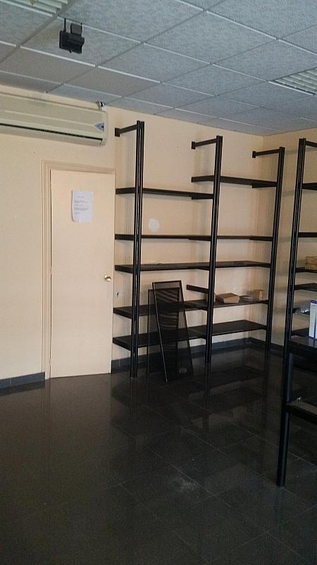 Despacho - Edificio en alquiler en calle Mirlo, San Luis en Almería - 244977857