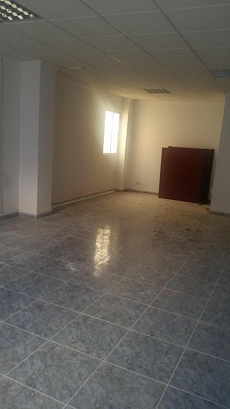 Dormitorio - Oficina en alquiler en calle Antonio Gonzalez Egea, Centro Historico en Almería - 285621464