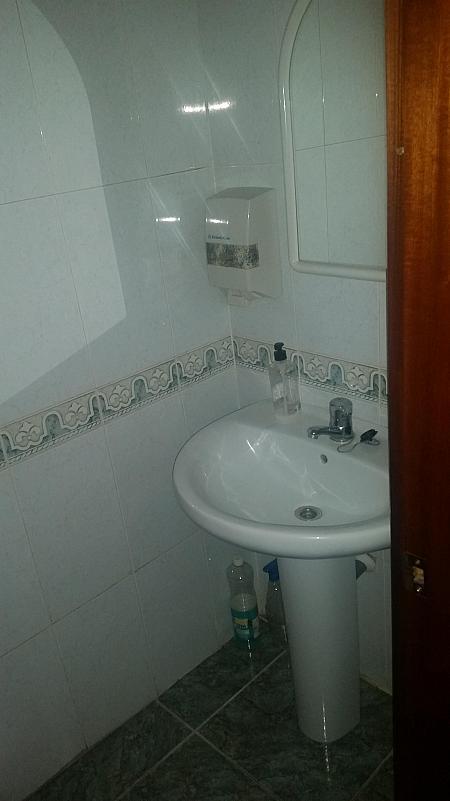 Aseo - Oficina en alquiler en calle Antonio Gonzalez Egea, Centro Historico en Almería - 285621732