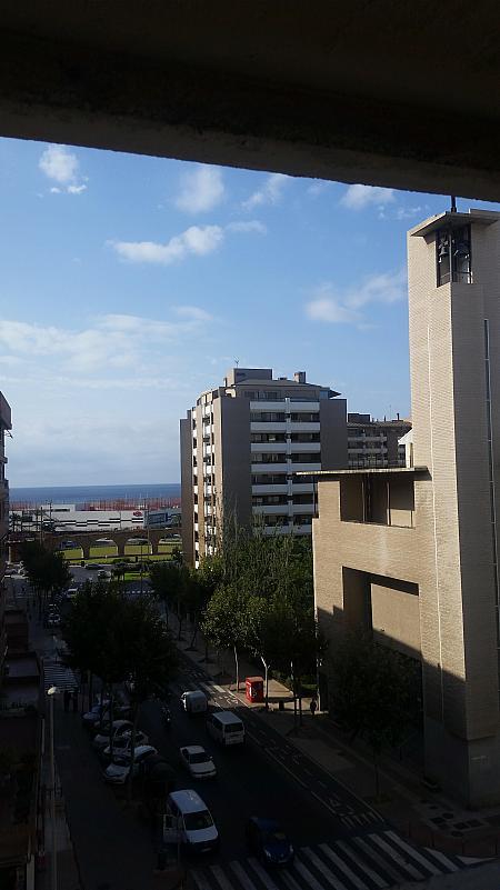 Vistas - Piso en alquiler en calle Oliveros, Oliveros en Almería - 316355326
