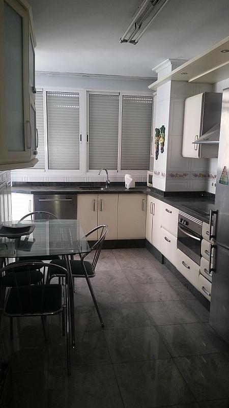 Cocina - Piso en alquiler en calle Oliveros, Oliveros en Almería - 316355330