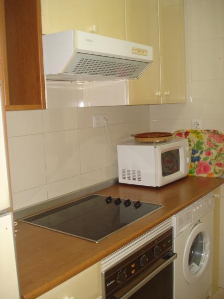 Cocina - Piso en alquiler en paseo De Almeria, Centro Historico en Almería - 65301206