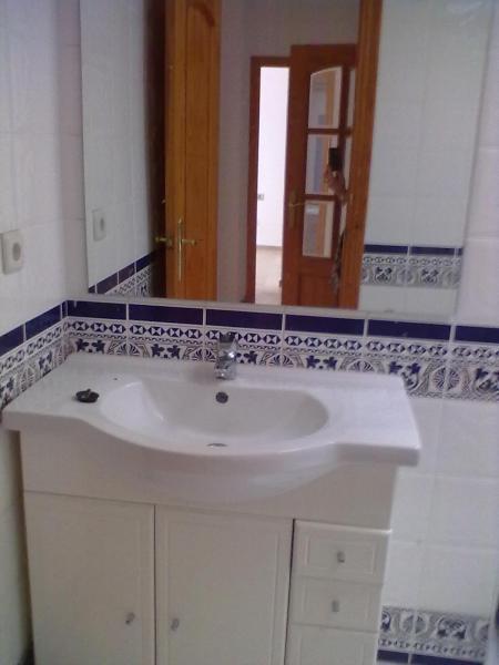Baño - Piso en alquiler en calle Poeta Durban, Zapillo en Almería - 64489073