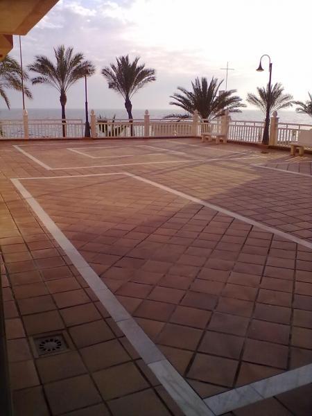 Zonas comunes - Piso en alquiler en calle Poeta Durban, Zapillo en Almería - 64489081