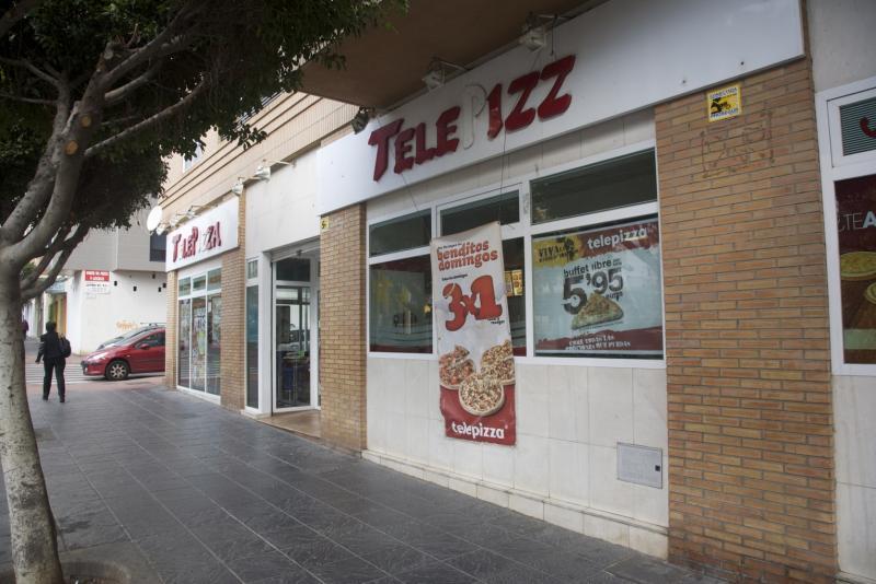 Local comercial en alquiler en calle Federico Garcia Lorca, Regiones en Almería - 64697475