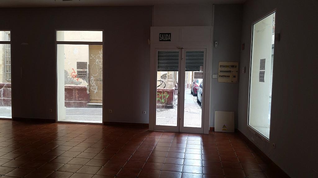 Detalles - Local comercial en alquiler en calle Regocijos, Centro Historico en Almería - 260619905