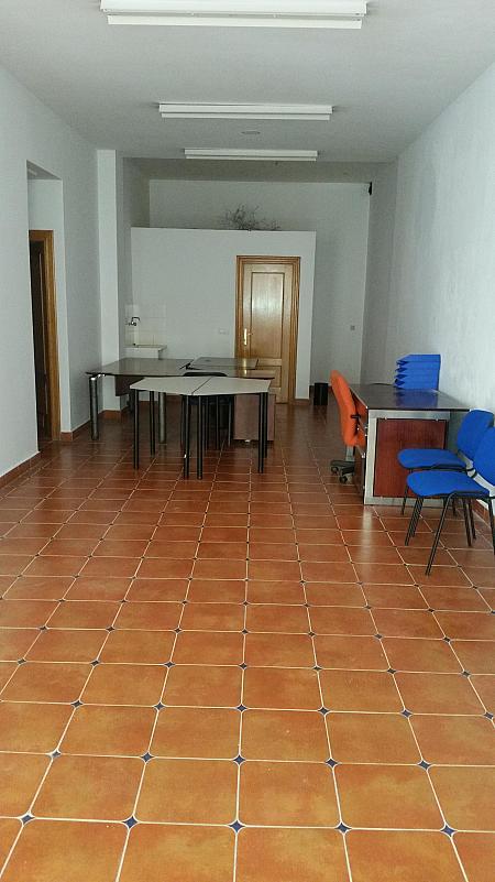 Detalles - Local comercial en alquiler en calle Regocijos, Centro Historico en Almería - 260620213