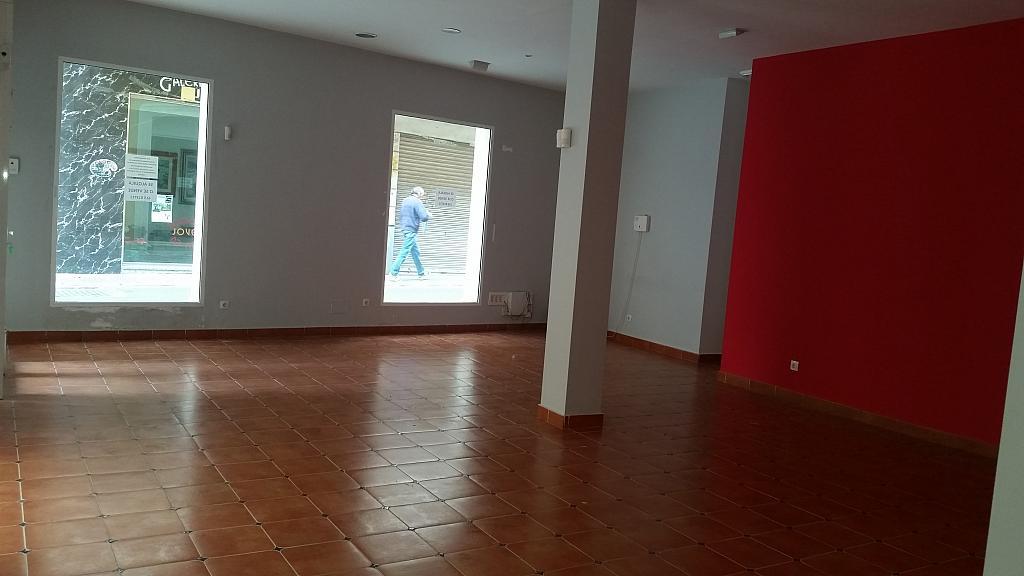 Detalles - Local comercial en alquiler en calle Regocijos, Centro Historico en Almería - 260621116