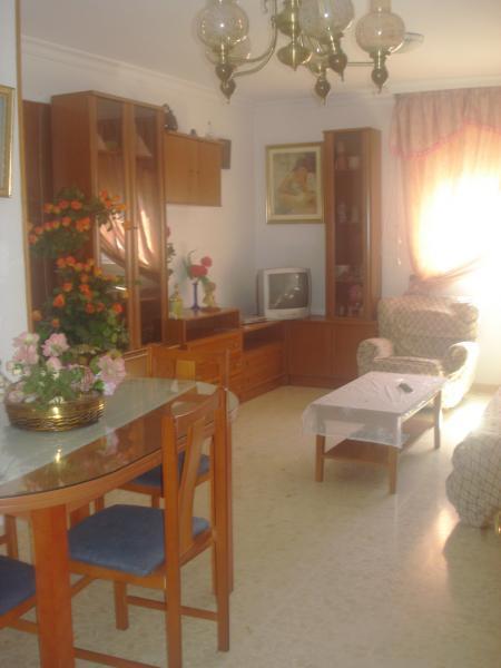 Salón - Piso en alquiler en rambla Federico Garcia Lorca, Rambla en Almería - 67413977