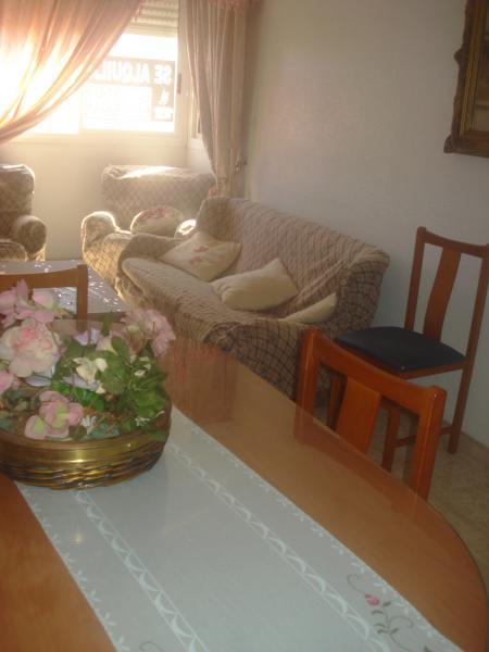 Salón - Piso en alquiler en rambla Federico Garcia Lorca, Rambla en Almería - 67413987