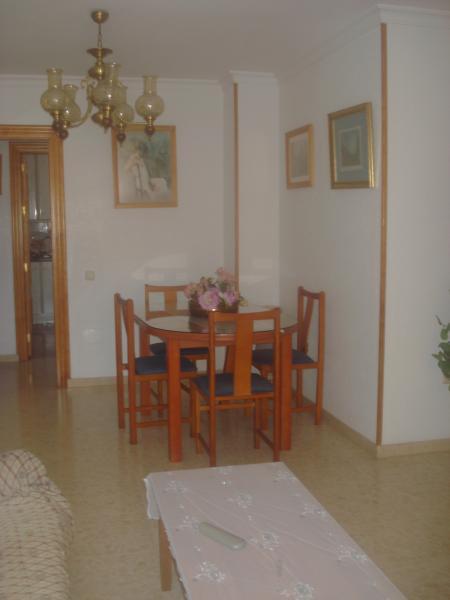 Vestíbulo - Piso en alquiler en rambla Federico Garcia Lorca, Rambla en Almería - 67413989