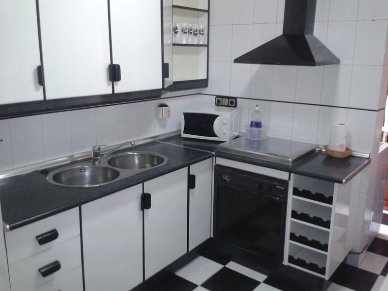 Cocina - Piso en alquiler en calle Jaul, Zapillo en Almería - 118020655