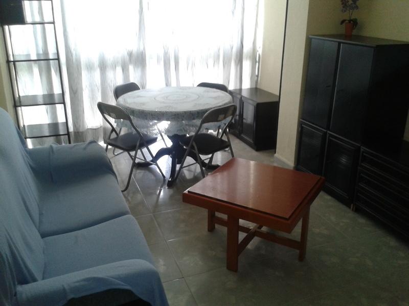 Salón - Piso en alquiler en calle Jaul, Zapillo en Almería - 118020663