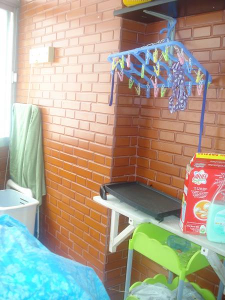 Patio - Piso en alquiler en calle Jaul, Zapillo en Almería - 73393627