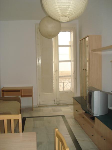 Salón - Apartamento en alquiler en calle Azara, Centro Historico en Almería - 90567021
