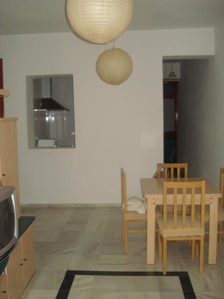 Salón - Apartamento en alquiler en calle Azara, Centro Historico en Almería - 90567035