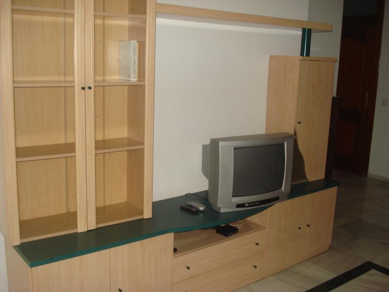 Salón - Apartamento en alquiler en calle Azara, Centro Historico en Almería - 90567057