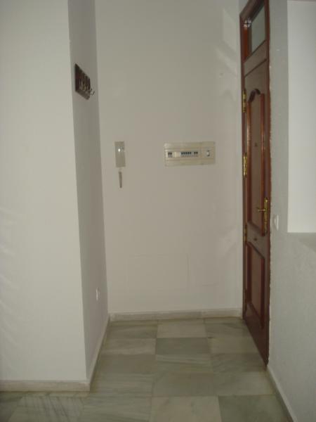 Vestíbulo - Apartamento en alquiler en calle Azara, Centro Historico en Almería - 90567060