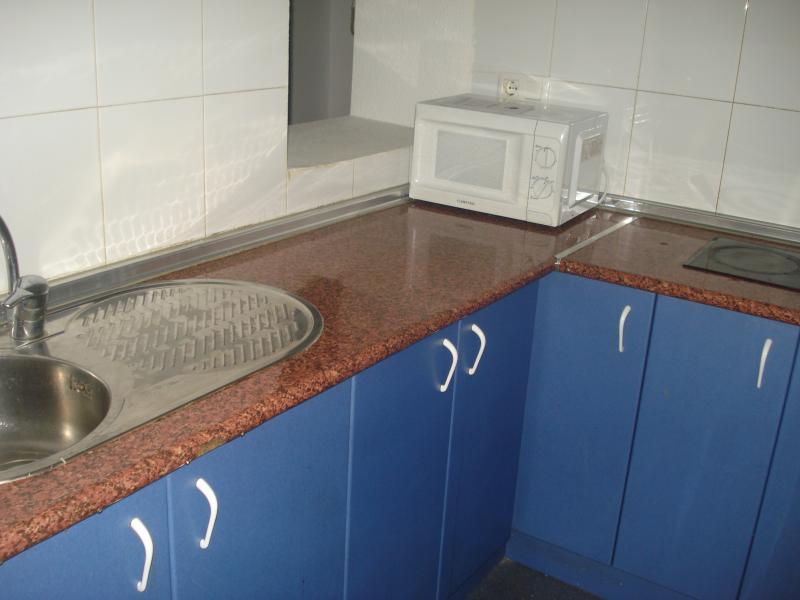 Cocina - Apartamento en alquiler en calle Azara, Centro Historico en Almería - 90567073