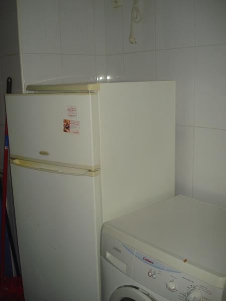 Cocina - Apartamento en alquiler en calle Azara, Centro Historico en Almería - 90567087