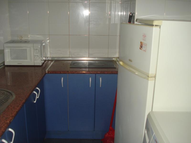 Cocina - Apartamento en alquiler en calle Azara, Centro Historico en Almería - 90567104