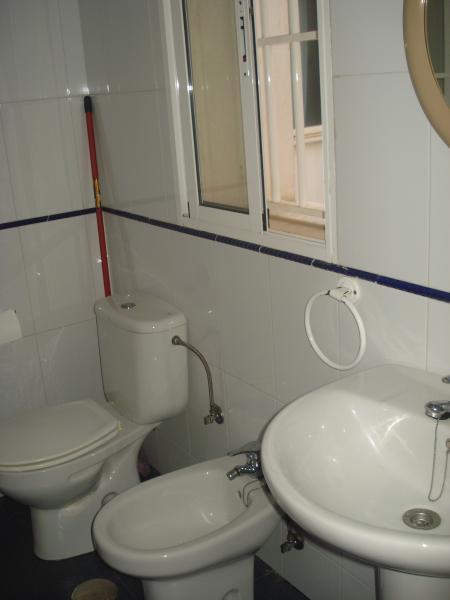 Baño - Apartamento en alquiler en calle Azara, Centro Historico en Almería - 90567130