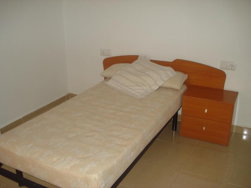 Dormitorio - Ático en alquiler en calle Azara, Centro Historico en Almería - 90571316