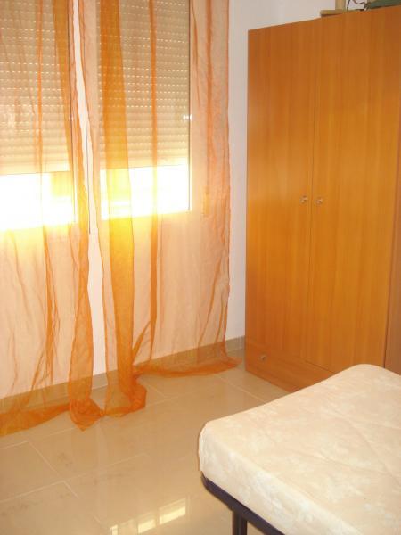 Dormitorio - Ático en alquiler en calle Azara, Centro Historico en Almería - 90571346