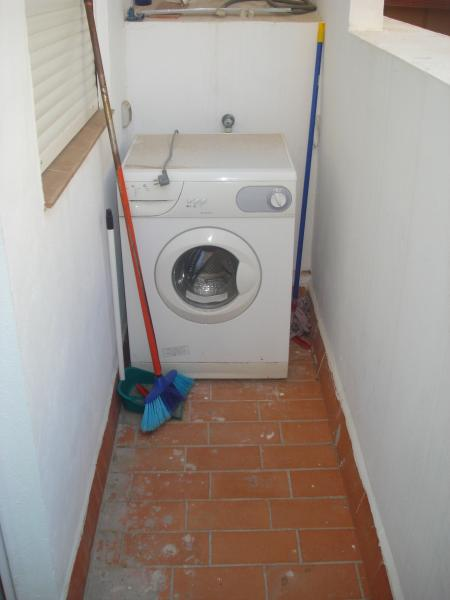 Patio - Ático en alquiler en calle Azara, Centro Historico en Almería - 90571353