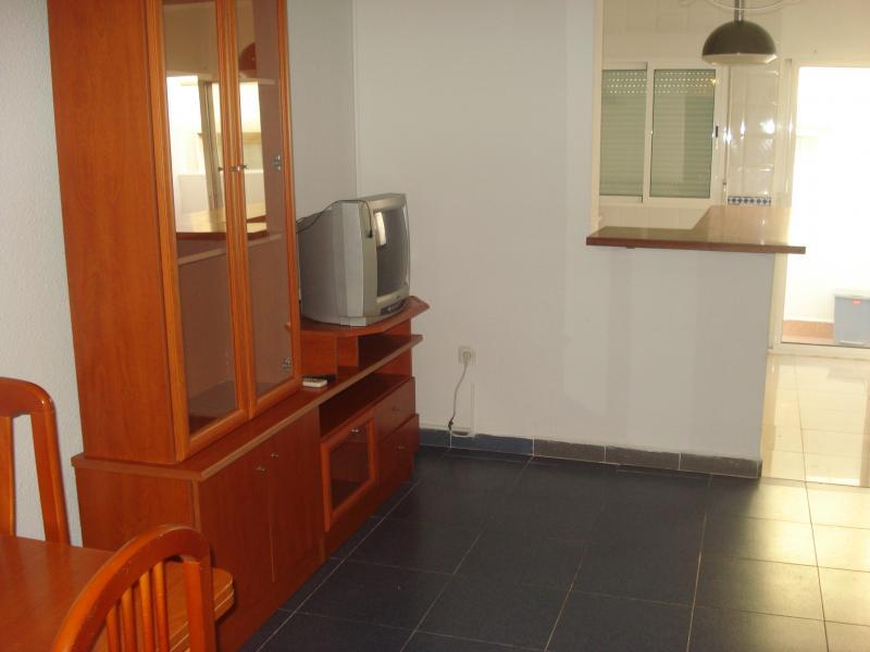 Salón - Ático en alquiler en calle Azara, Centro Historico en Almería - 90571373