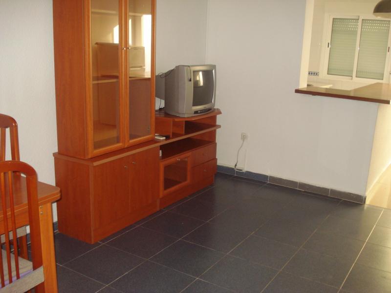 Salón - Ático en alquiler en calle Azara, Centro Historico en Almería - 90571388