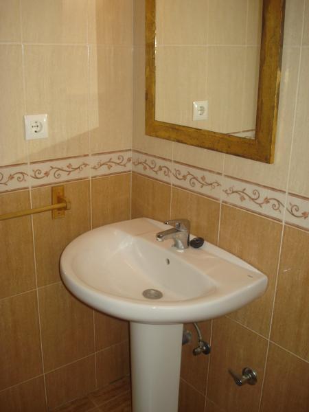 Baño - Ático en alquiler en calle Azara, Centro Historico en Almería - 90571416