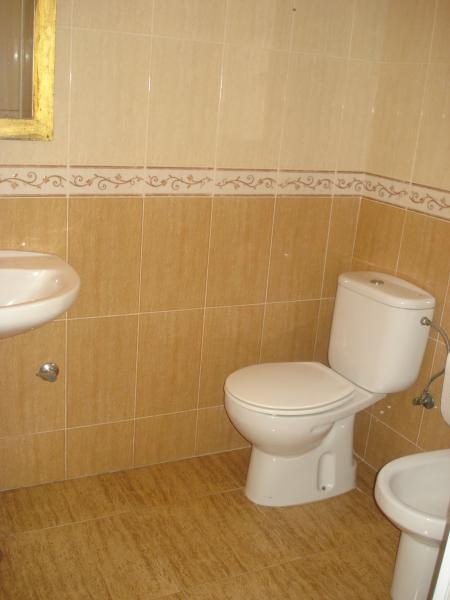 Baño - Ático en alquiler en calle Azara, Centro Historico en Almería - 90571442