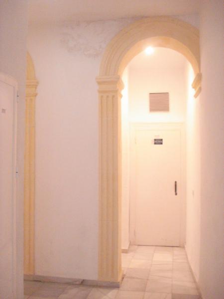 Zonas comunes - Ático en alquiler en calle Azara, Centro Historico en Almería - 90571512